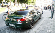 BMW M6 Gran Coupé màu độc!