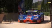 Video: godetevi questo convoglio di McLaren F1!