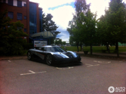 Scoop sur Autogespot: Koenigsegg One:1