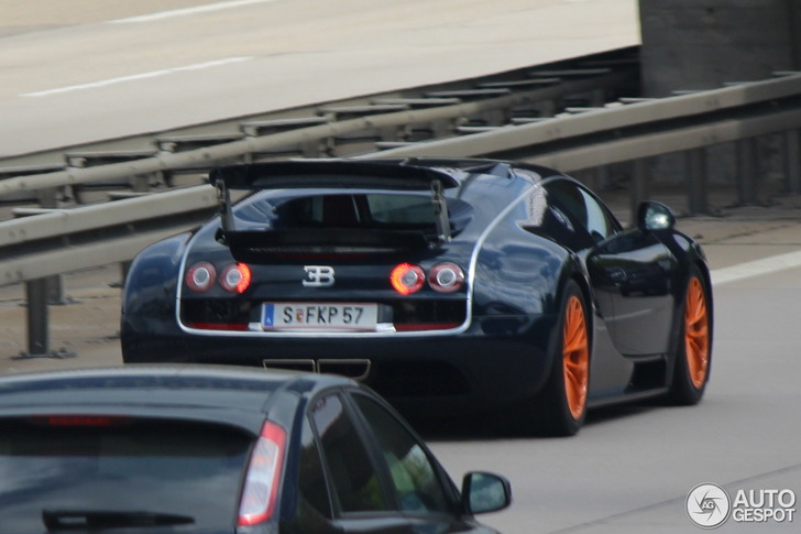 Ferdinand Pi 235 Ch Does Own A Bugatti Veyron 16 4 Super Sport