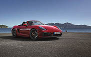 Porsche four-cylinder engines will produce at least 210 hp