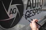 Gumball 3000: de bestickering van onze Jaguar XF Sportbrake