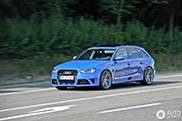 Spotted: Audi RS4 Avant Nogaro selection