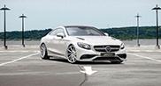 Voltage-Design shows their vision on the Mercedes-Benz S-Class Coupé