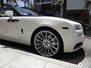 Spotted: Rolls-Royce Wraith with Forgiato wheels