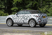 This will be awesome: Range Rover Evoque Convertible