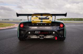 Moordend! 450 pk voor Lotus 3-Eleven