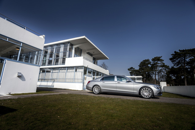 Gereden: Mercedes-Maybach S600