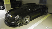 Spotted: black RUF CTR-3