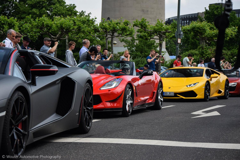 Event: Cars & Coffee Düsseldorf