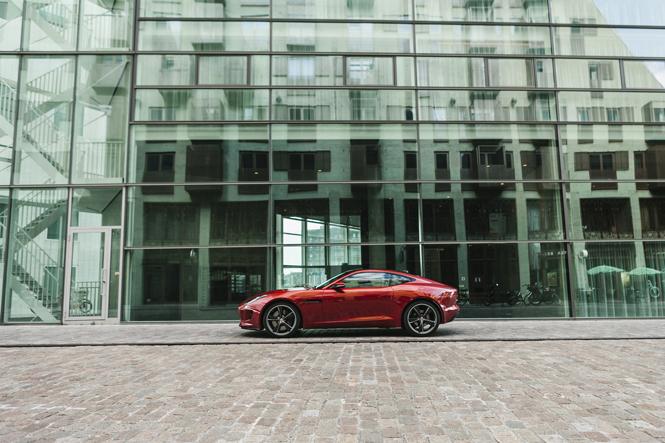 Gereden: Jaguar F-TYPE S Coupé AWD
