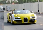 Film: Uber Taxi Bugatti Veyron Grand Sport Vitesse