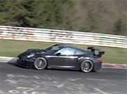 Movie: Porsche 991 GT2 RS screaming on the Ring