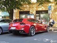 Subtiele individualiteit: Ferrari GTC4Lusso door Novitec Rosso