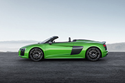 A Plus for the Audi R8 V10 Spyder