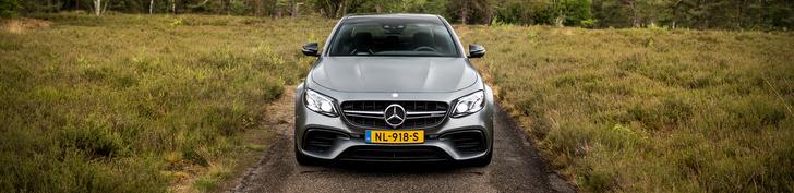 Gereden: Mercedes-AMG E 63 S