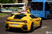 Spotted: Ferrari F12tdf in a stunning configuration