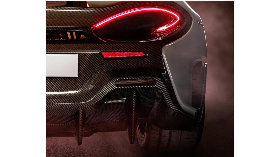 McLaren gooit er weer een nieuw model uit op Goodwood FoS