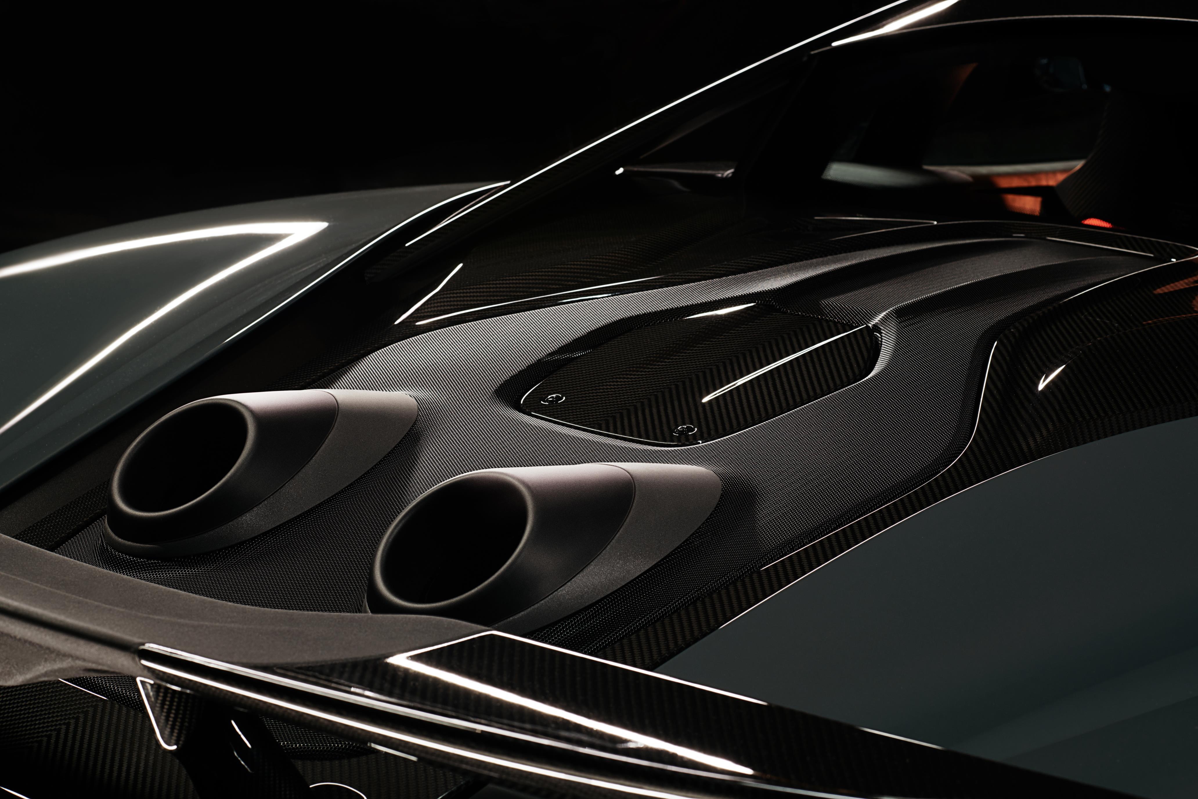 Dit is de nieuwe McLaren 600LT