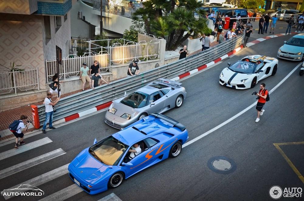 Combo's van formaat spotten doe je in Monaco