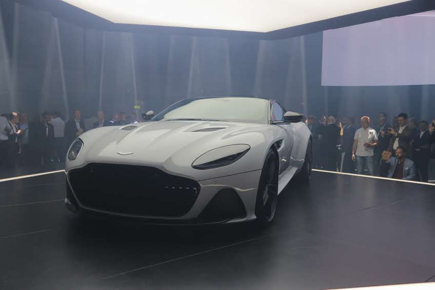 Officieel! Aston Martin DBS Superleggera
