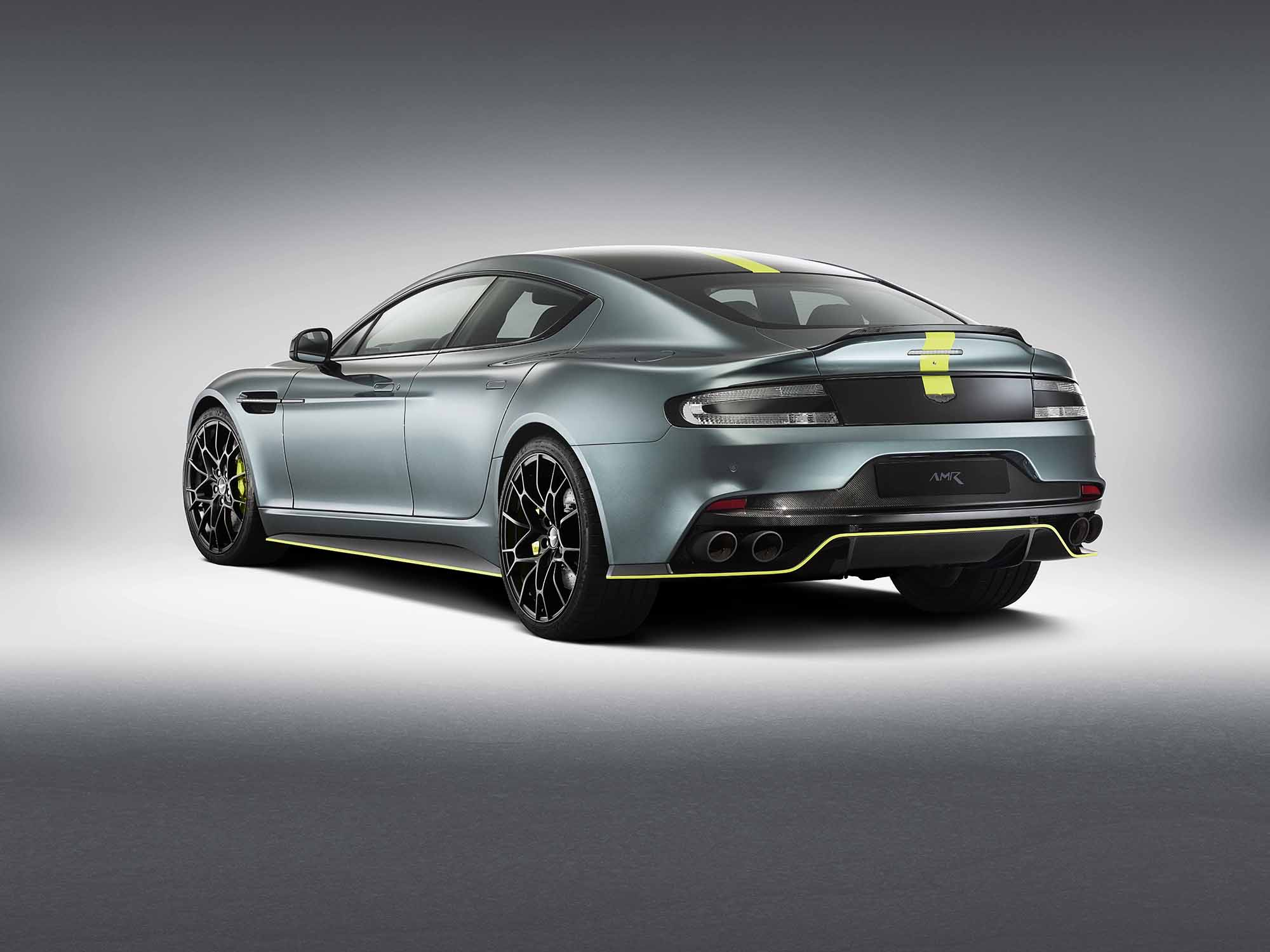 aston martin rapide amr klaar voor le mans. Black Bedroom Furniture Sets. Home Design Ideas