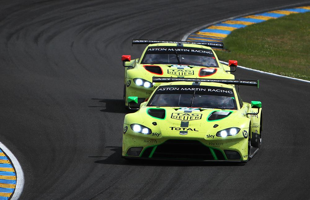 Special: Le Mans 24 hours met Dunlop