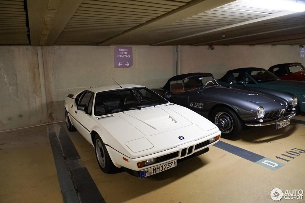 BMW M1 is in goed gezelschap
