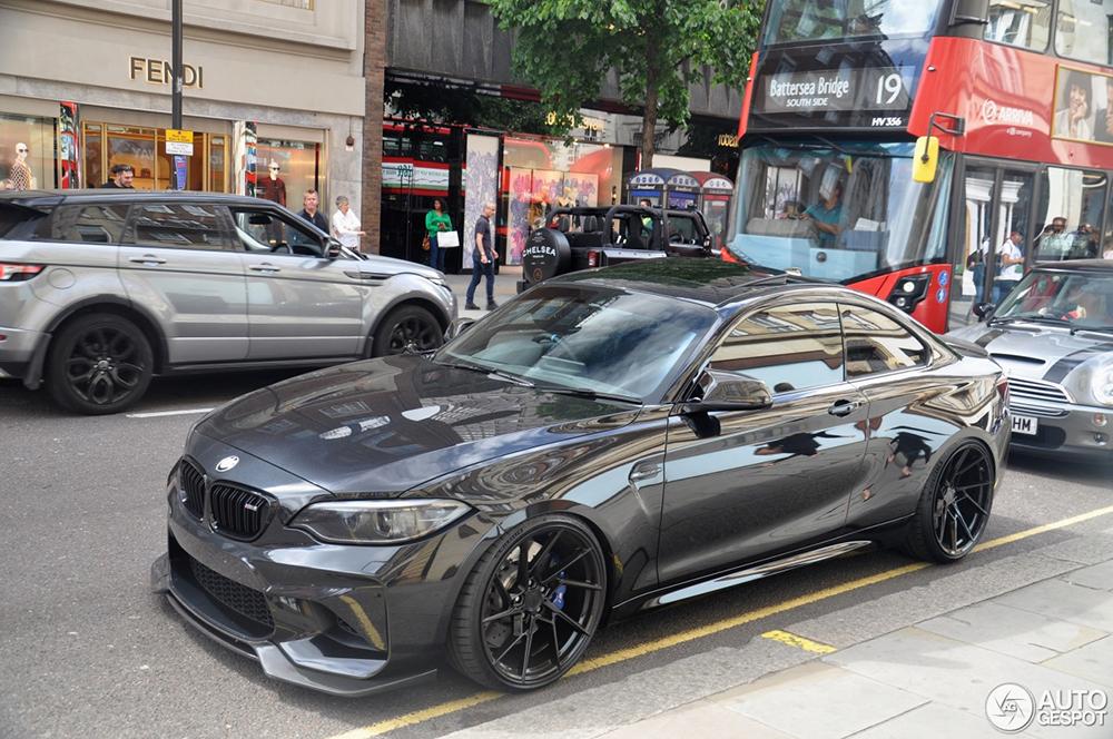 BMW M2 is alles behalve standaard meer