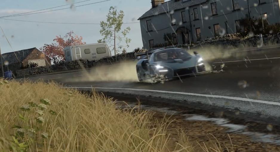 Forza Horizon 4 wordt weer een heerlijke game