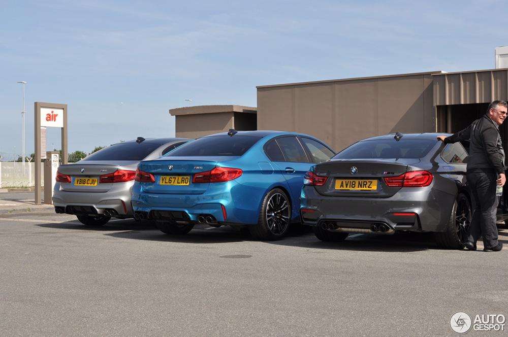 BMW M-Combo ziet er lekker uit