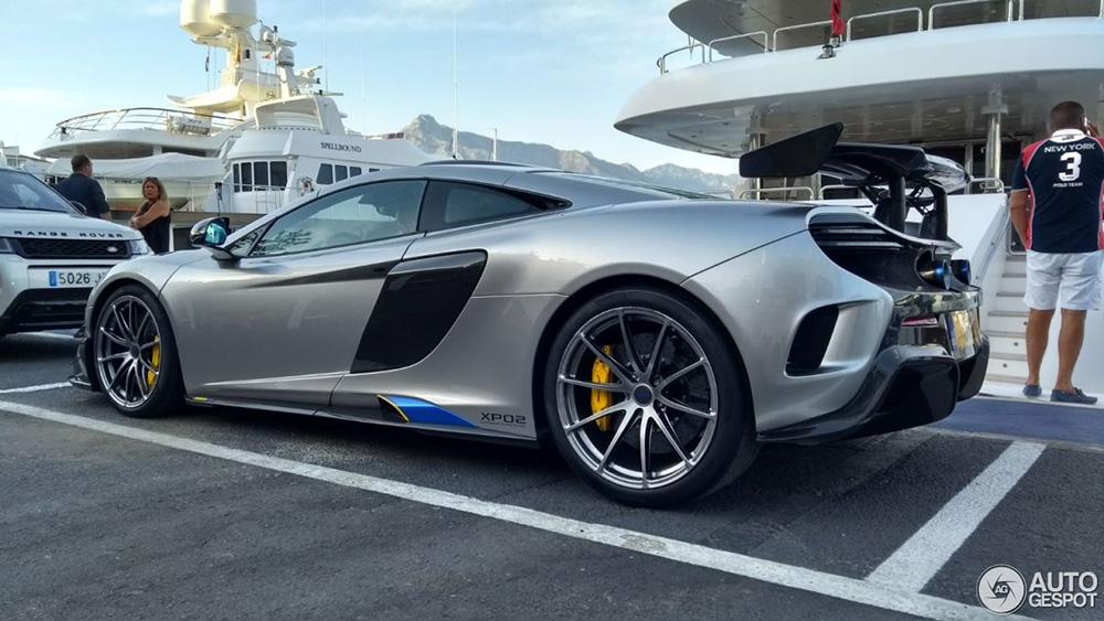Nummer twaalf: McLaren MSO HS