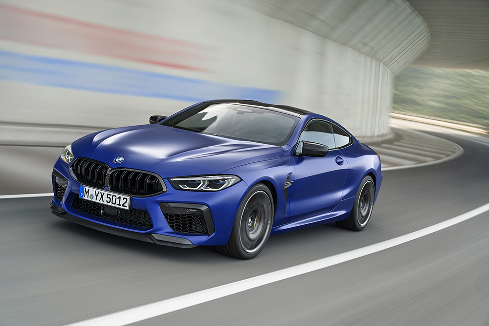 The BMW M8 is here as a Coupé and Convertible!