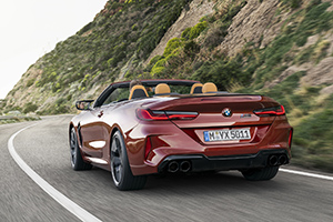 De BMW M8 is hier in Coupé en Cabriolet vorm!