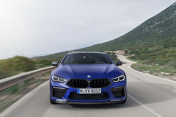 De BMW M8 is hier in Coupé en Cabriolet vorm!