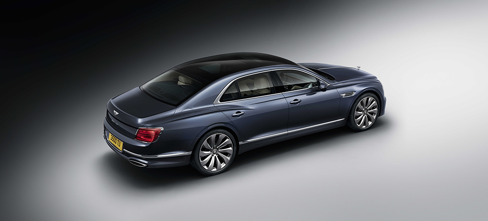 This is the new Bentley Flying Spur