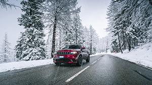 Special: per Jeep Grand Cherokee Trackhawk naar Turijn