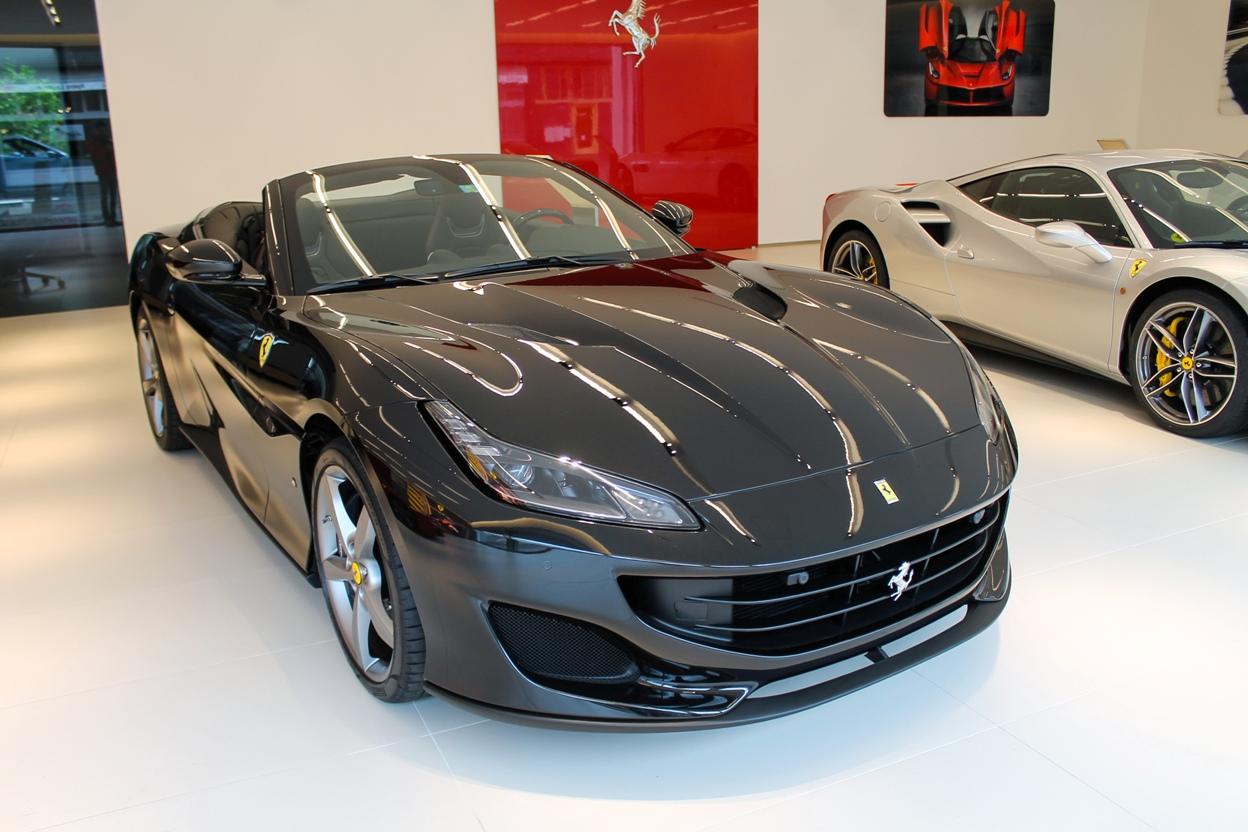 Niki Hasler AG - Ferrari diler u Bazelu