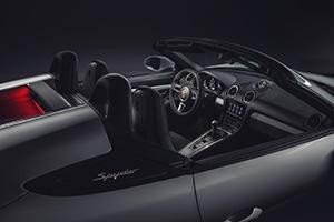 Porsche 718 Spyder en 718 Cayman GT4 met zes cilinders!
