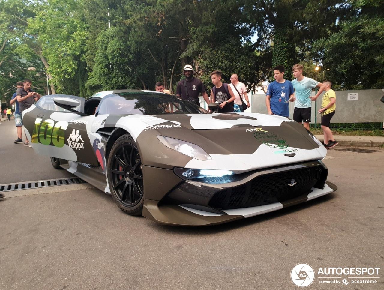 Aston Martin Vulcan doet Montenegro aan
