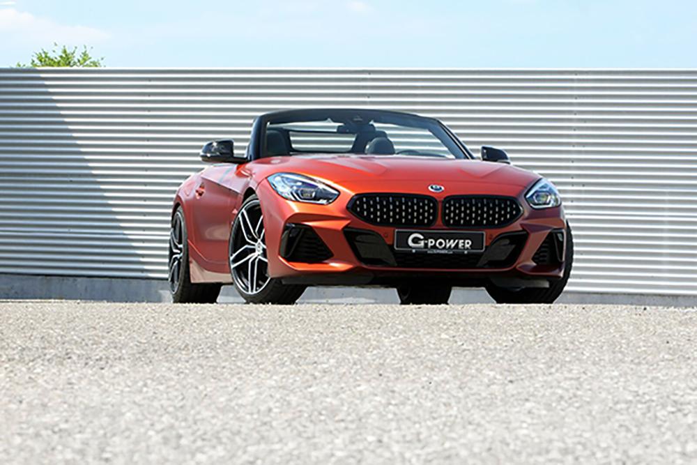 BMW Z4 G-Power heeft net dat beetje meer pit