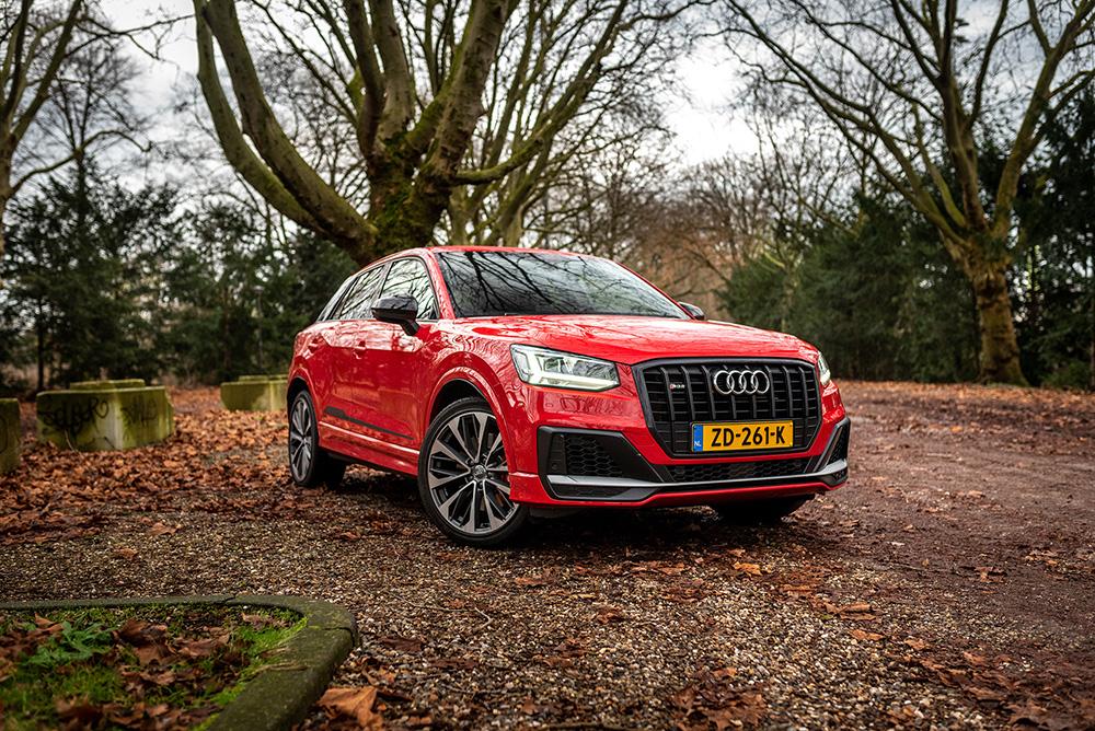 Gereden: Audi SQ2
