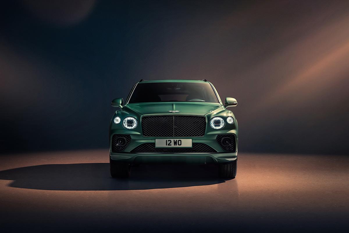 Bentley maakt de Bentayga eindelijk hip!