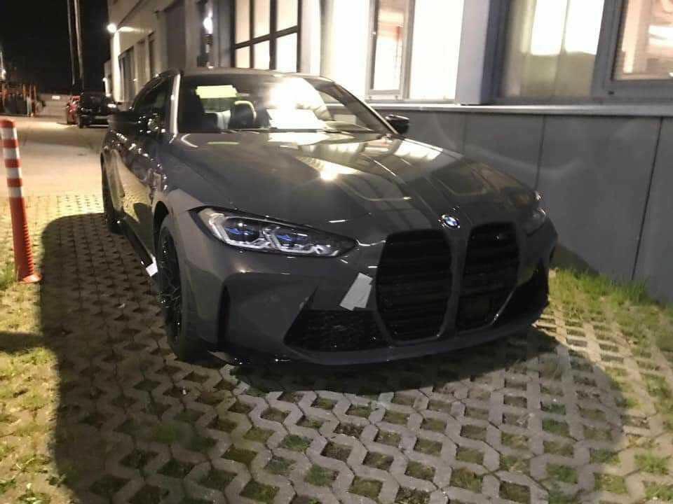 Gelekt! Dit is de nieuwe BMW M4