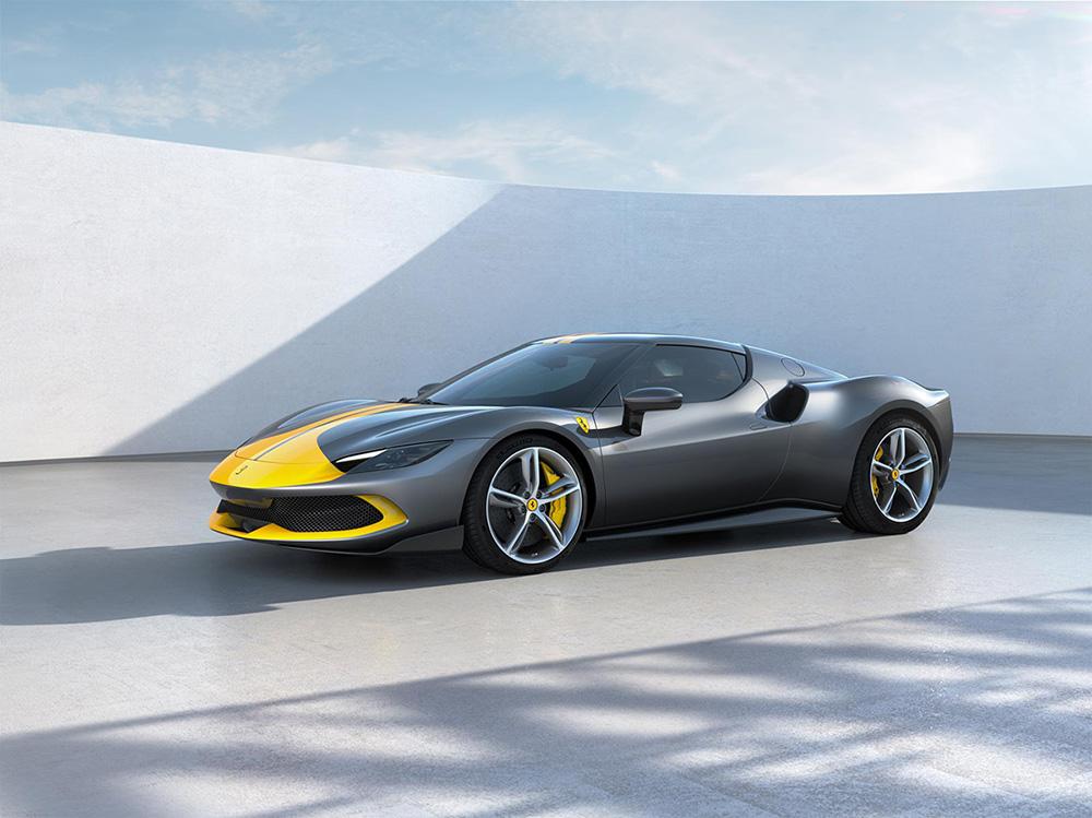 Ferrari brengt de 296 GTB: focus op plezier in rijden