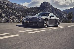 Porsche already released the GT3 Touring!