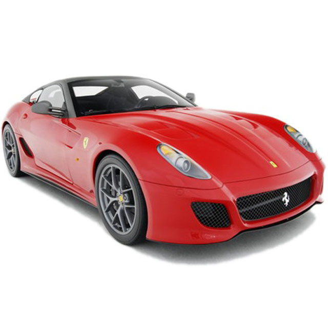 Extreem Accuraat Schaalmodel Van Ferrari 599 GTO Te Koop