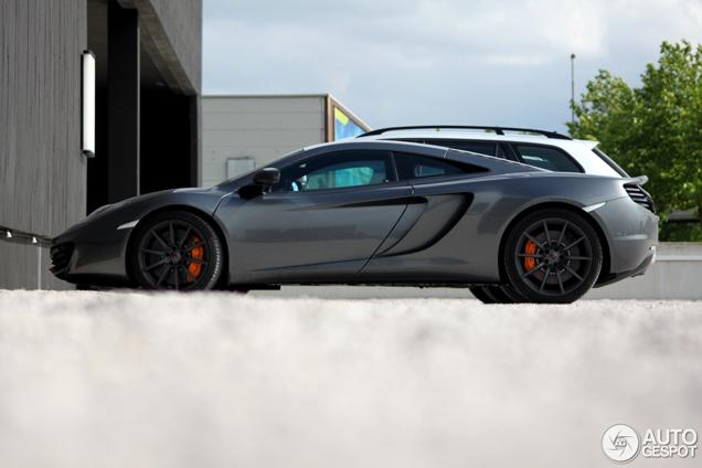 Spot van de dag: McLaren MP4-12C