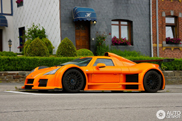 Gumpert Apollo Sport now spotted in Franchorchamps!