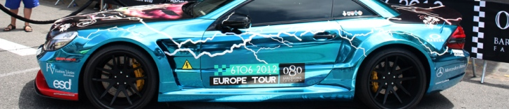 Evenement: 6to6 Europe Tour start in Barcelona